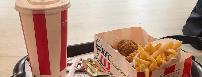 KFC is one of Ekremさんのお気に入りスポット.