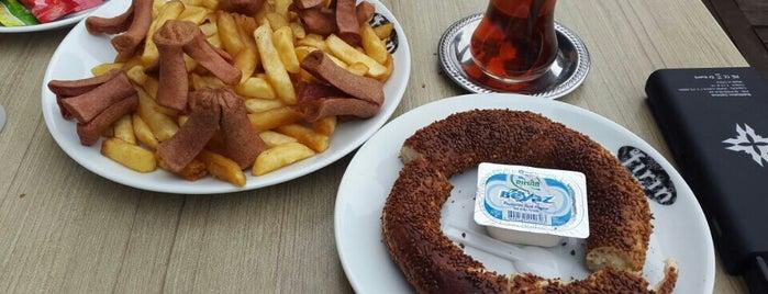 GONCA Simit Cafe is one of Turhan : понравившиеся места.