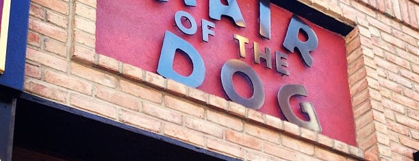 Hair of the Dog is one of Sports Bars-To-Do List.