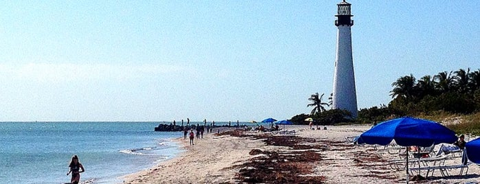 Bill Baggs Cape Florida State Park is one of Best places in Miami Beach, FL.
