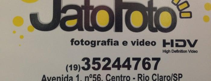 Jato Foto is one of Rio claro.