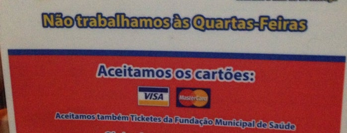 Rosana Lanches is one of Rio claro.