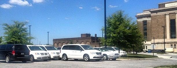 Parking Lot C is one of Locais Especiais.