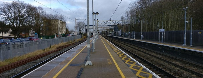 Enfield Lock Railway Station (ENL) is one of Railway stations visited.