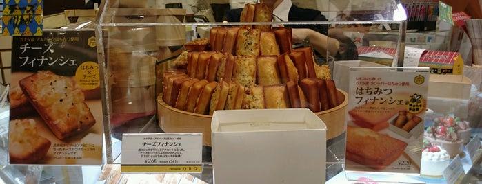 パティスリー QBG is one of Shinagawa・Sengakuji.