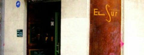 El Sur is one of Madrid.