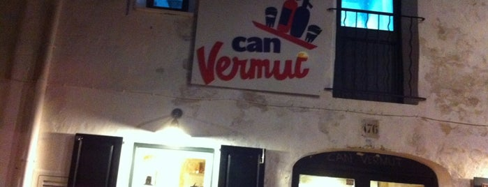 Can Vermut is one of COMER!!.