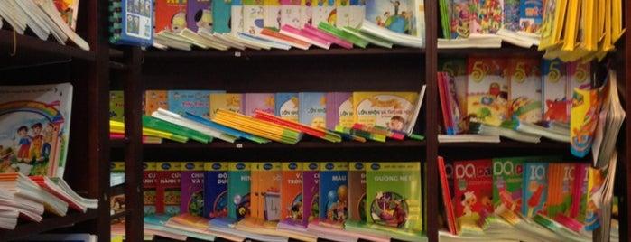 Xuân Thu Bookstore is one of vietnam.