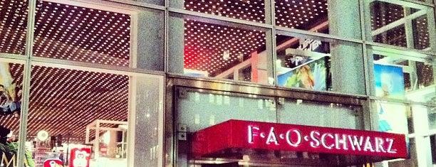 FAO Schwarz is one of #myhints4NewYorkCity.