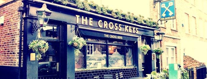 The Cross Keys is one of Restaurants.