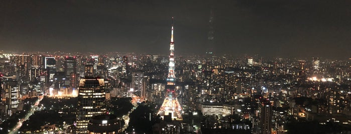 ROOFTOP BAR ルーフトップバー is one of Tokyo: When You Want To Impress Someone.
