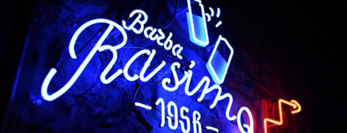 Barba Rasimo is one of Meyhane listesi.