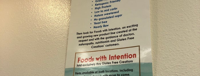 Gluten Free Creations is one of Arizona Eatering.