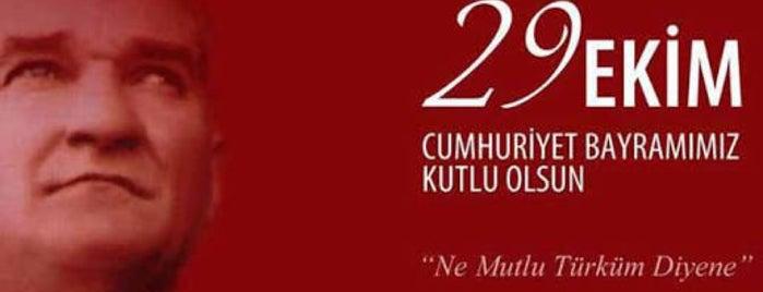 Gebi Caddesi is one of Yunus'un Beğendiği Mekanlar.