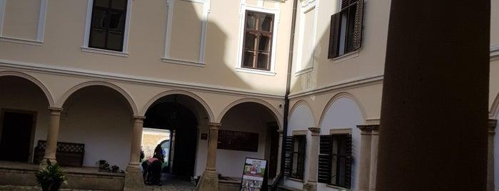 Hostinec Na Zámecké is one of สถานที่ที่ Invi ถูกใจ.
