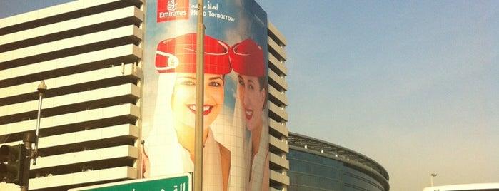 Emirates Crew Departures is one of Roberto : понравившиеся места.
