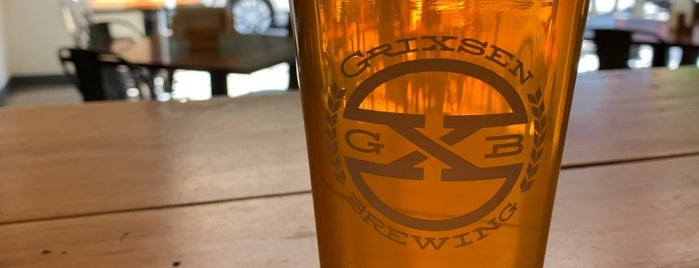 Grixsen Brewing Company is one of Portlandia.