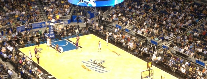 Amway Center is one of Orlando/2013.