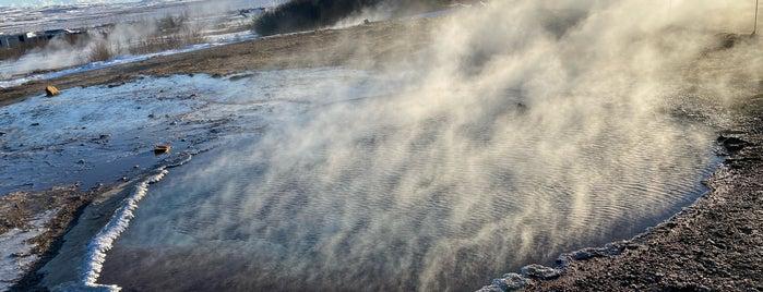 Litli Geysir is one of Travel.
