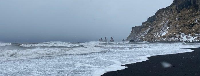Solheimasandur Black Sand Beach is one of Iceland.