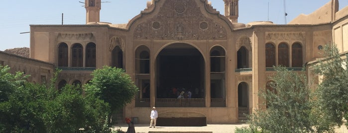 Broujerdi Historical House | خانه تاریخی بروجردی is one of Lugares favoritos de Adrian.