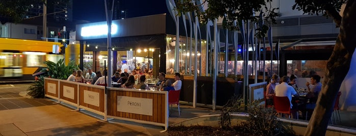 Alfresco Italian Restaurant is one of أستراليا.