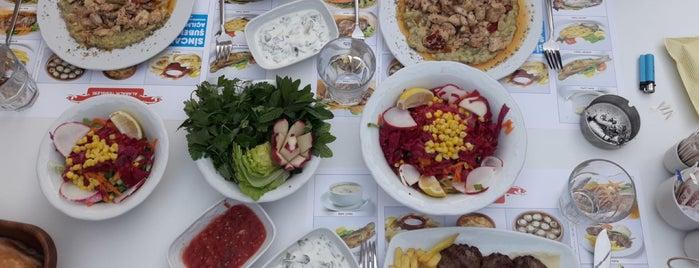 Ümitköy Adem Doruk Alabalık Tesisleri Ve Lokantası is one of Orte, die Olcay gefallen.