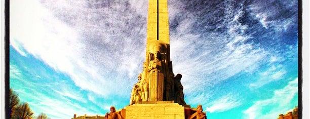 Brīvības piemineklis | The Freedom Monument | Памятник Свободы is one of Baltic Road Trip.