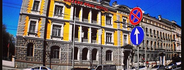 Gallery Park Hotel & SPA is one of AtputasBazes.lv VOL 2.