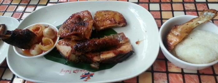 Quan Con Ga Trong is one of ăn hàng.