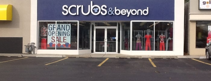 Scrubs & Beyond is one of Interesting.