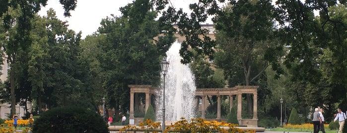 Viktoria-Luise-Platz is one of Emilio Alvarez's Liked Places.