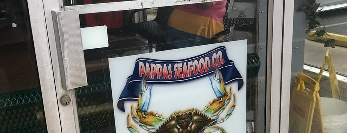 Pappas Seafood Company Carryout is one of Orte, die Brownstone Living NYC gefallen.
