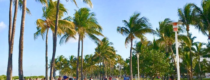 Lummus Park is one of Miami.