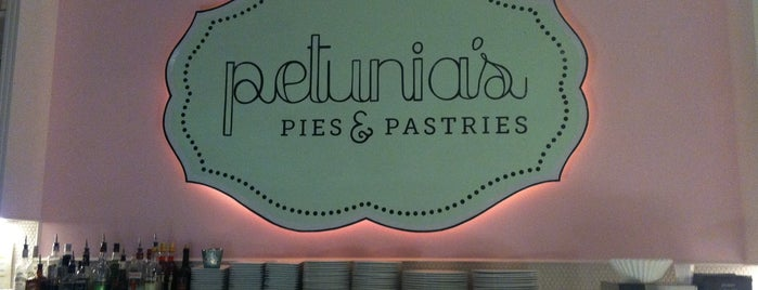 Petunia's Pies & Pastries is one of GF PDX.