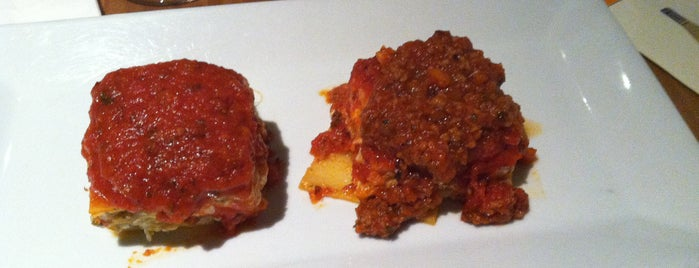 Tommy Lasagna is one of Gluten free NYC.