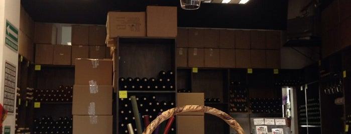 Carafe Vinos Personalizados is one of Mich: сохраненные места.