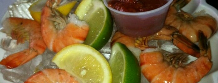 Cancún´s Best Seafood Joints