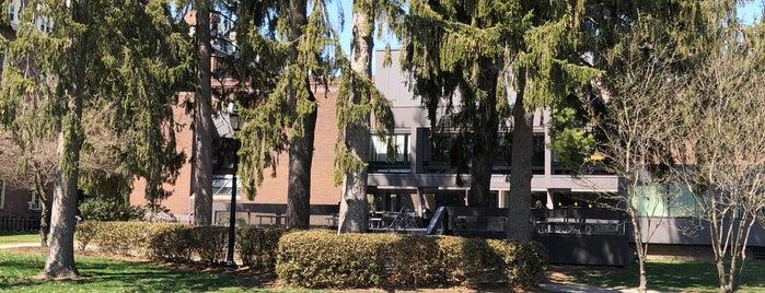 College Center - Vassar College is one of Locais salvos de Marie.