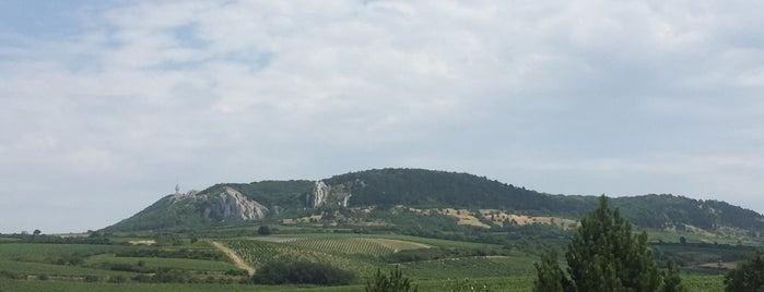 Pod Kozim Hradkem is one of Orte, die Andělka gefallen.