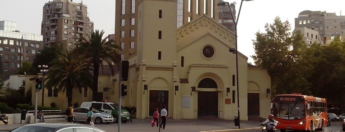 Iglesia Castrense is one of ^.