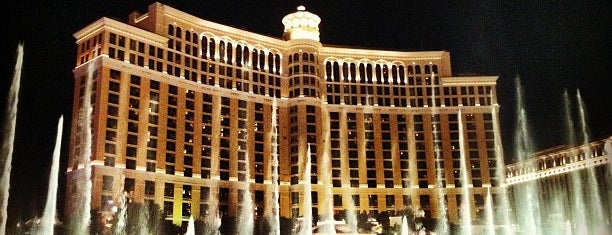 Bellagio Hotel & Casino is one of Viva Las Vegas.