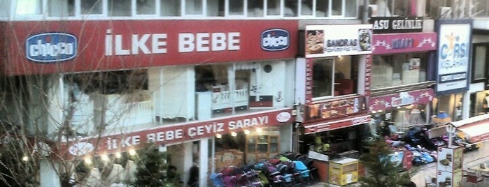 İlke Bebe is one of Lugares favoritos de Yılmaz.