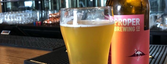 Proper Brewing Company is one of Orte, die Whit gefallen.