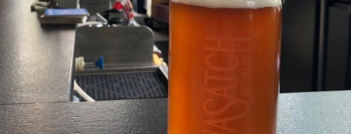 Wasatch Brew Pub is one of Lieux qui ont plu à Don.