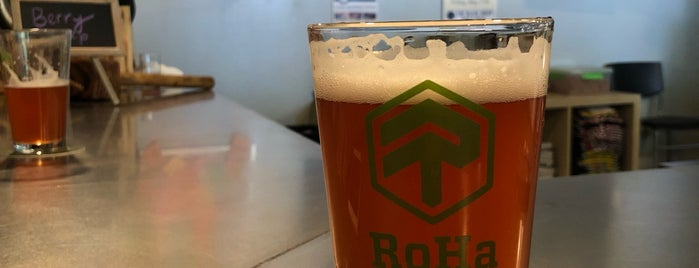 RoHa Brewing Project is one of SLC 2019.