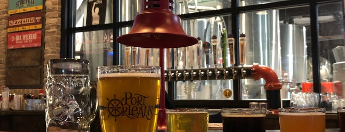 Port Orleans Brewing Co. is one of NOLA Breweries.
