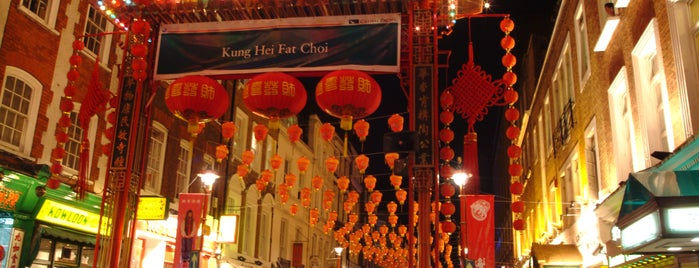 Chinatown is one of London - All you need to see!.