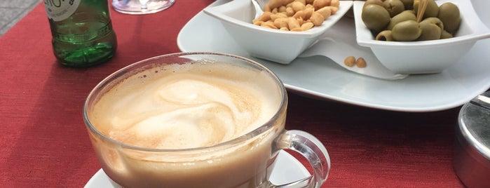 Caffè Milani is one of สถานที่ที่ Nayef ถูกใจ.