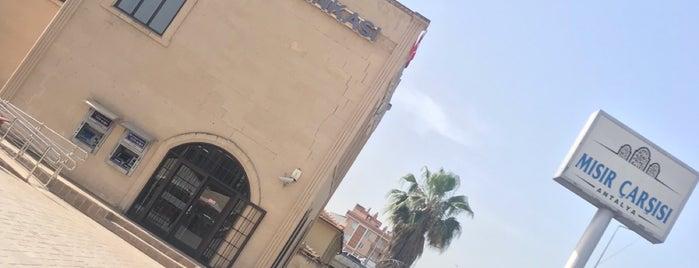 İş Bankası Mısır Çarşısı Şubesi is one of Tempat yang Disukai Gülsüm Çiğdem.